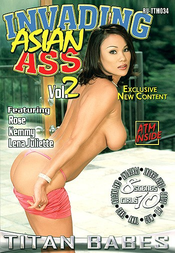 Invading Asian Ass 2