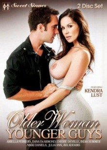 Older Woman Younger Guys