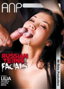 Russian Teens Getting Facials